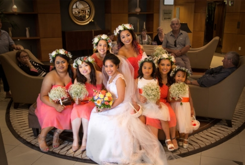 Bride with flower girls and bridesmaids.jpg