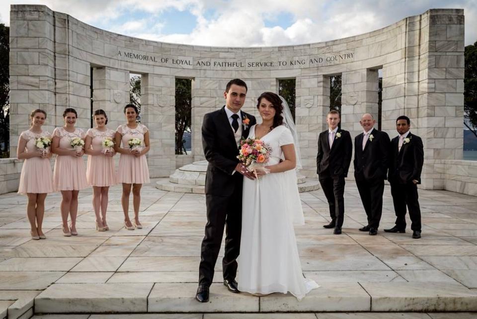 Meghan & Jarrod's Wedding