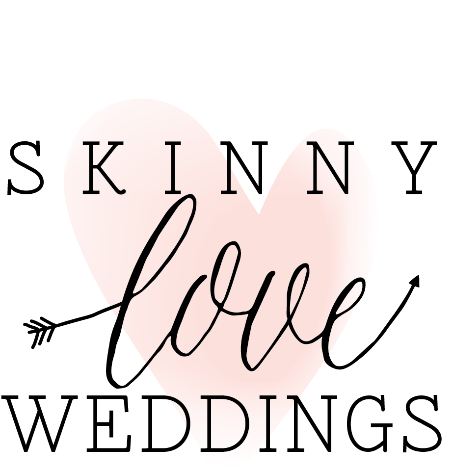Skinny Love - THE SWEET, CHIC WEDDING ALTERNATIVE