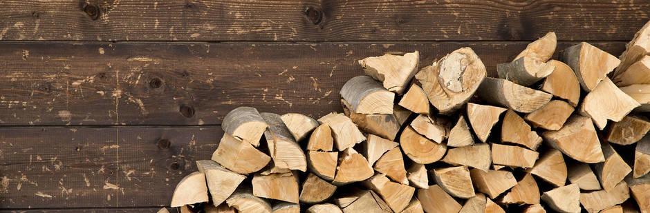 Kiln Dried Ash Firewood -