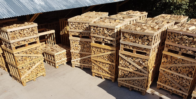 Kiln Dried Firewood -