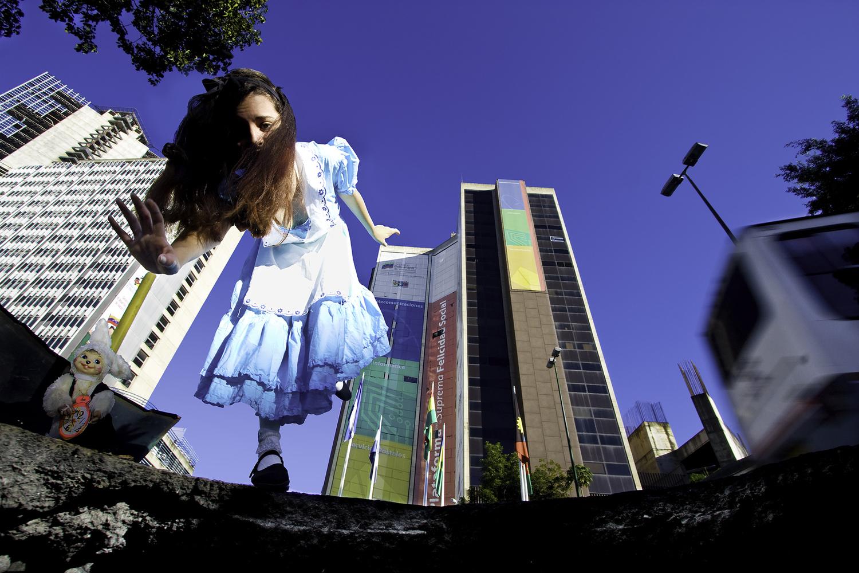 Violette Bule, Caracas Wonderland, 2010