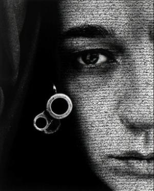 Shirin Neshat,Speechless (Women of Allah series), 1996  Source: Artsy