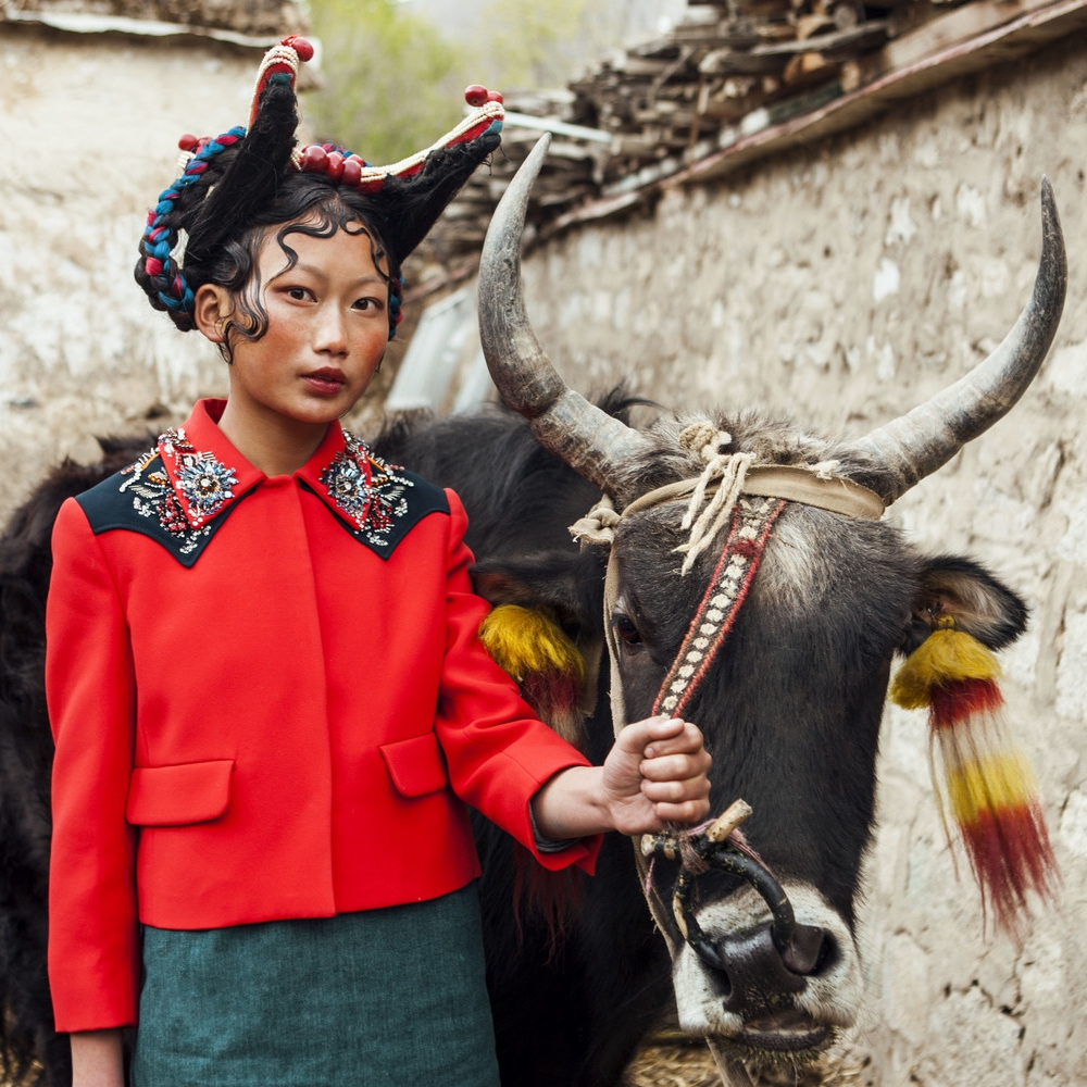 NYEMA DROMA |TIBET    NYEMA DROMA IS ONE OF THE MOST EXCITING YOUNG TALENTS CURRENTLY WORKING IN TIBET. DROMA CREATES DARING AND UNIQUE PORTRAITS OF CONTEMPORARY TIBET WITH HER PHOTOGRAPHS ...   READ MORE
