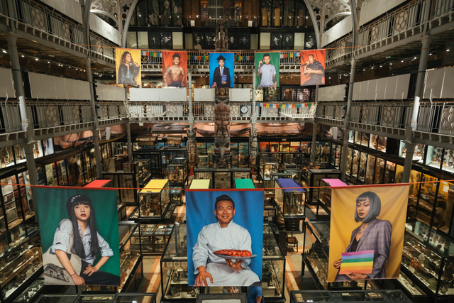 Exhibition creator: Nyema Droma | Courtesy of the Pitt Rivers Museum  Photographer: Ian Wallman