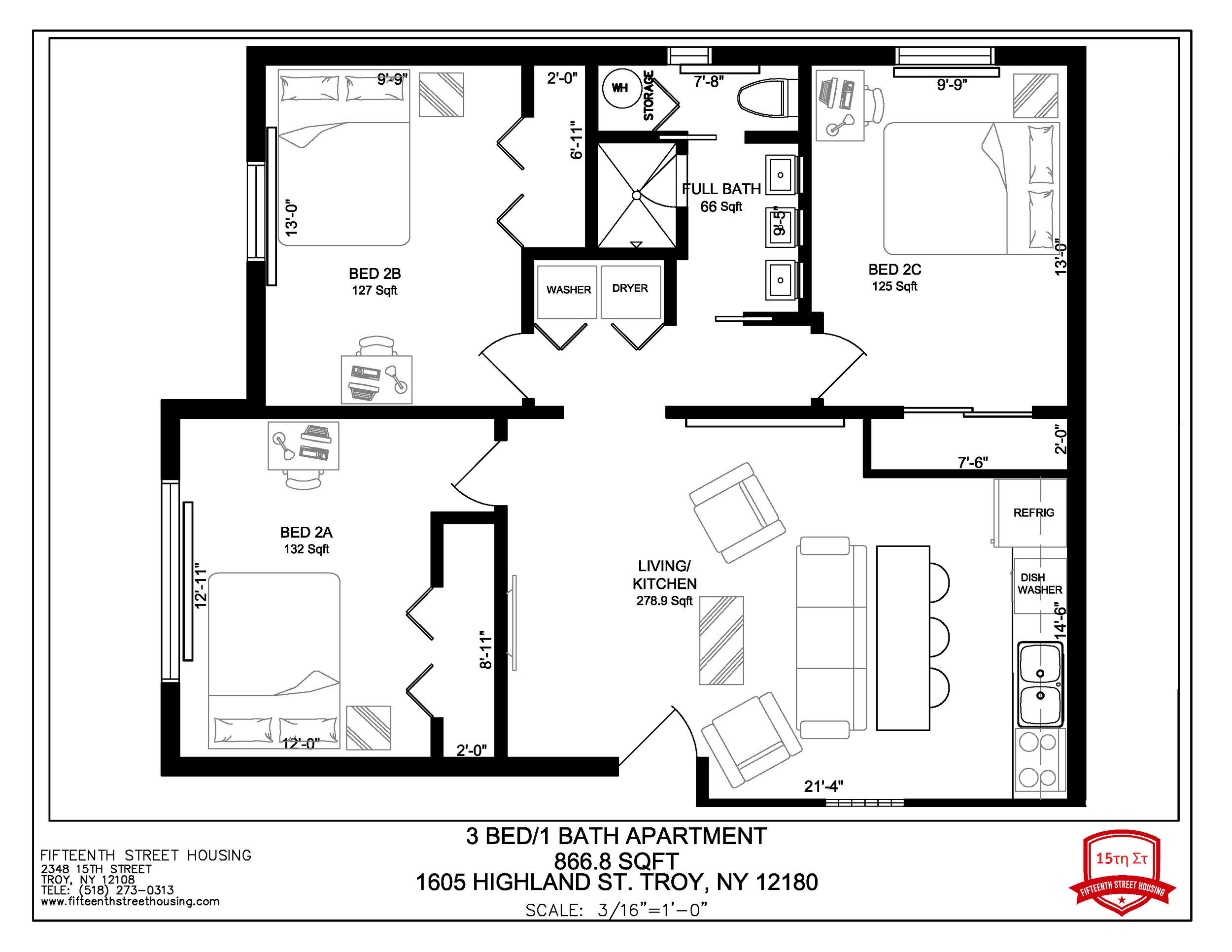 Unit 3 1605 Highland Ave 3bed.png