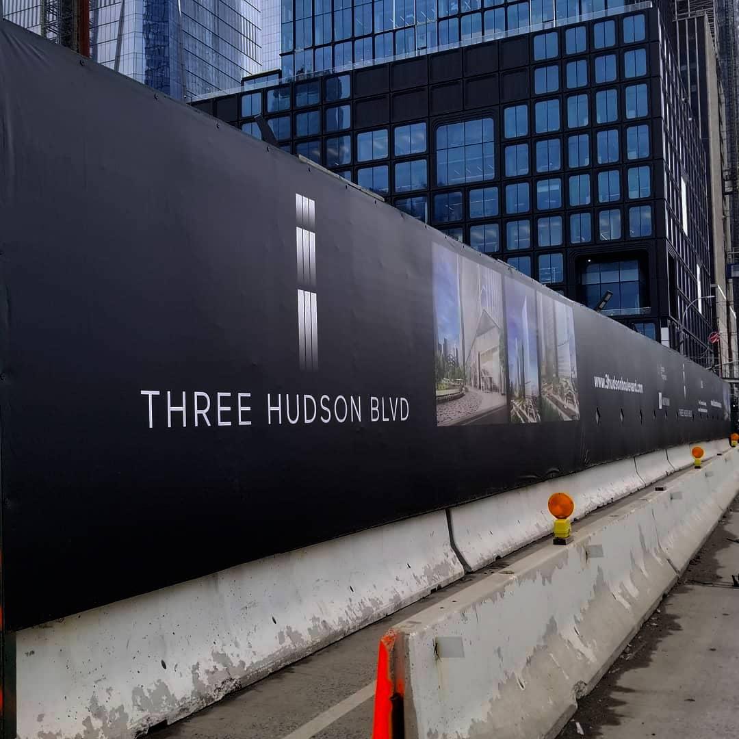 Unique Visuals - Grand Format Printing - Three Hudson Blvd