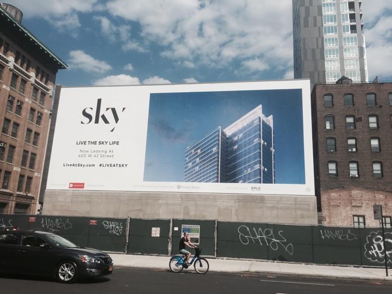 Billboard — Sky