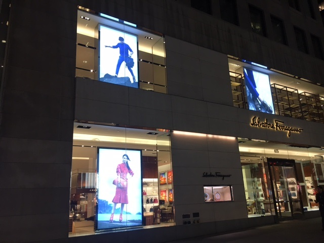 Retail Lightboxes