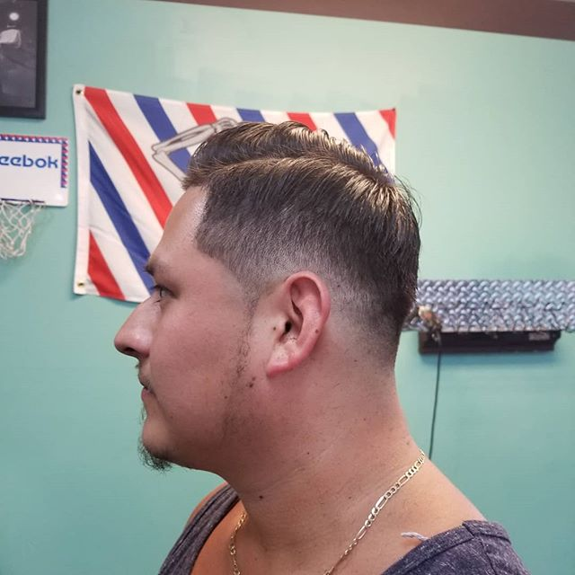 Come in and get cleaned up for the weekend.  #chromebarbershop #603barber #concordnhbarber #concordnh  #barbershoplife #menshairstyle #barberhub #hairstyling #Barber #barbershop #barberlife #barbering #barbergang #hair #haircut #hairstyle #barbersinctv #barbershopconnect #barbers #barbernation #barberworld #barberlove #barbergame #showcasebarbers #nastybarbers