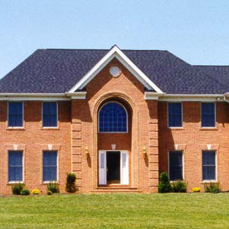 Brick Custom Home