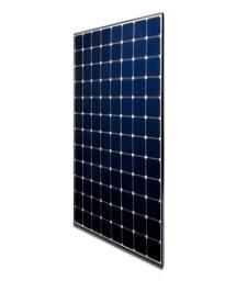Photovoltaik-modul von sunpower
