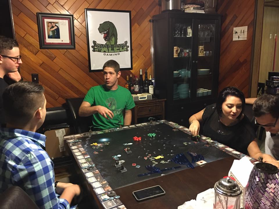 Paleo Gaming Mixer and Star Trek Attack Wing 4-16-16.jpg