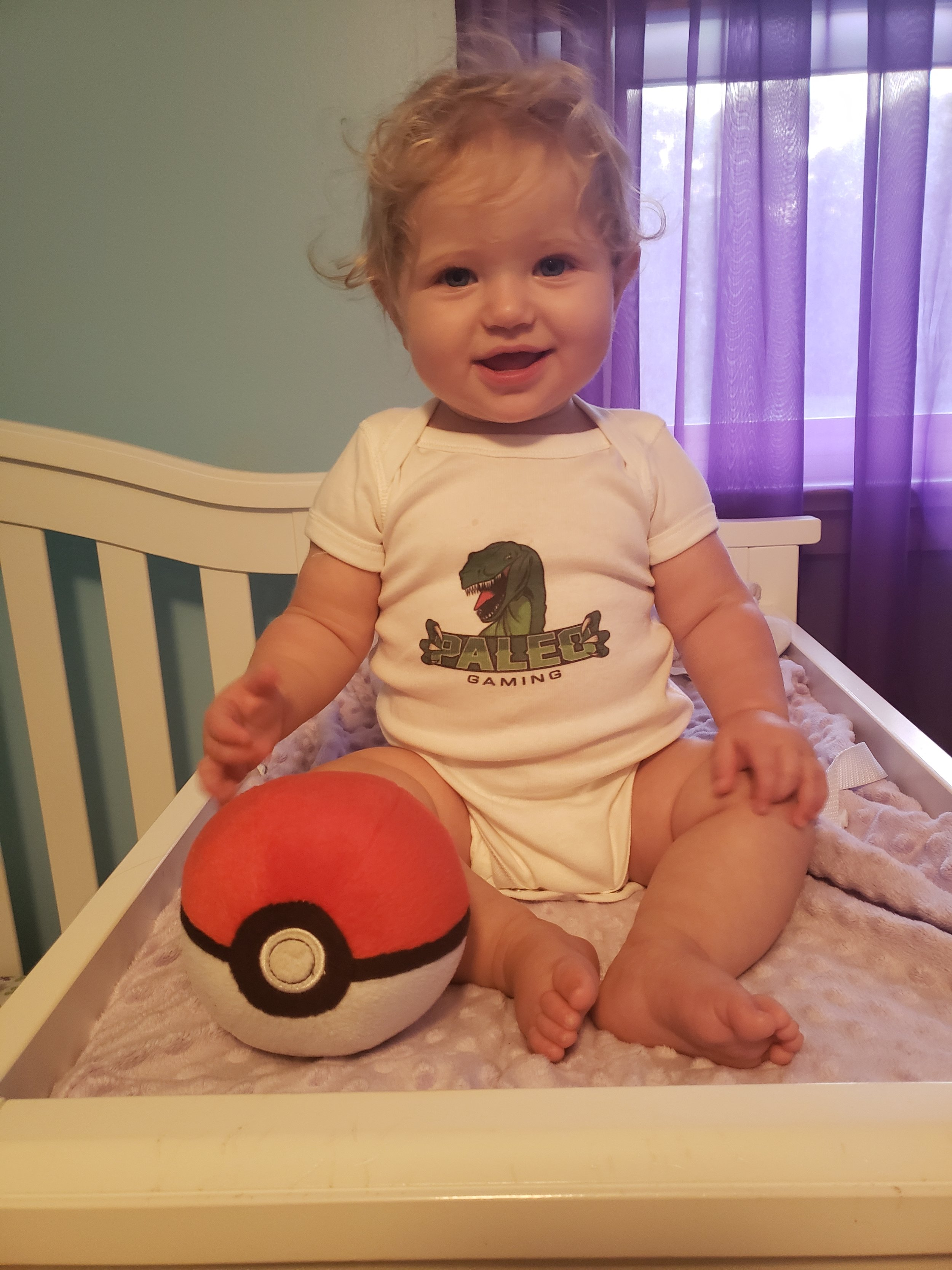 Cassie's First Pokeball