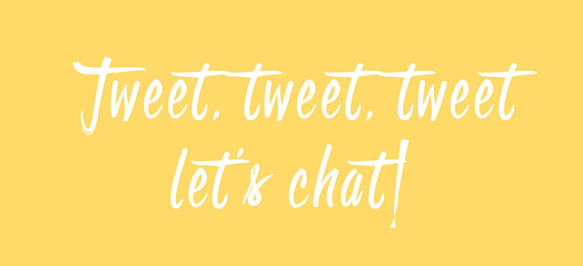 Bold & Pop : How Twitter Chats Can Benefit Your Brand