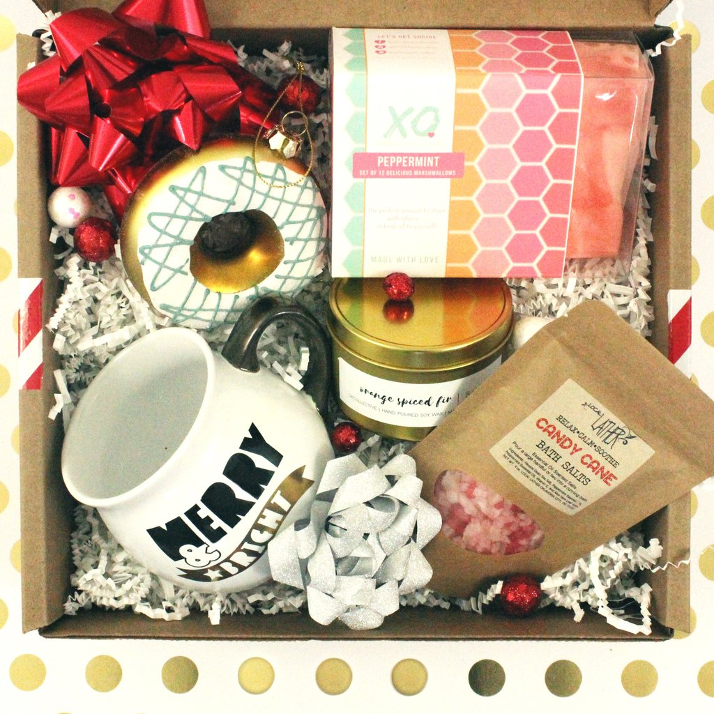 Bold & Pop : Shop Small Like a Boss Gift Guide -- Surprise Gift Co.