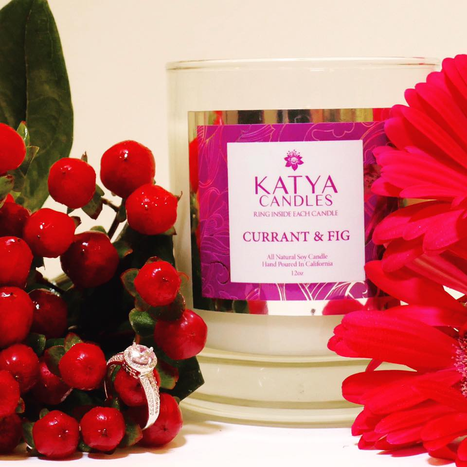 Shop Small Like a Boss Gift Guide : Katya Candles