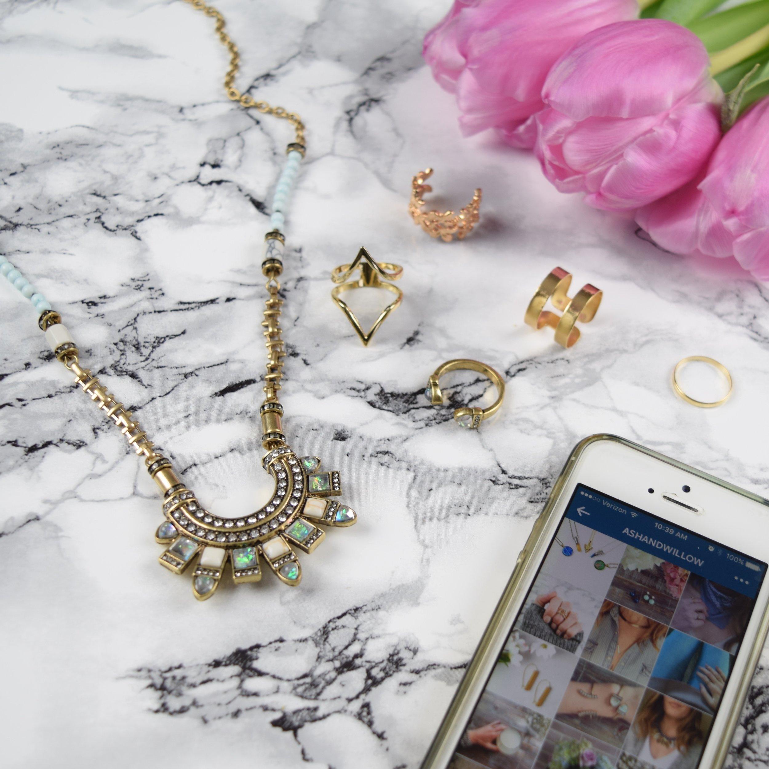 Bold & Pop Social Media : Instagram Brand Styling