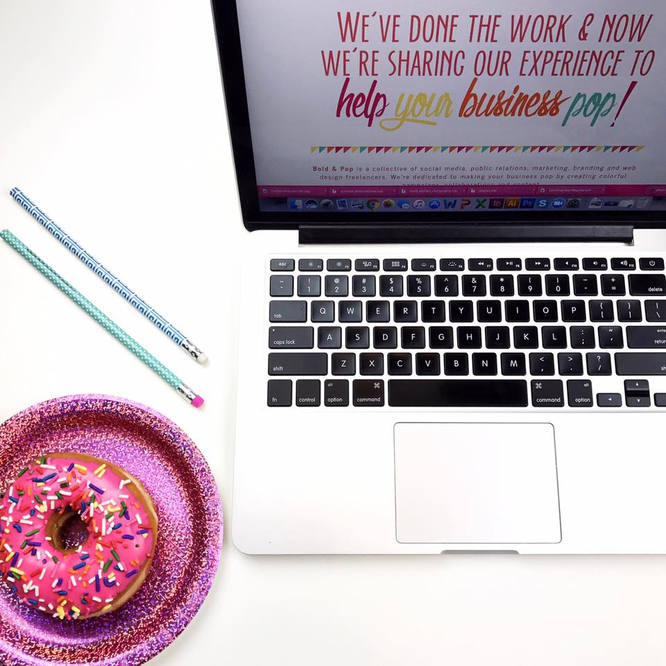 Bold & Pop : How to Choose a Squarespace Template