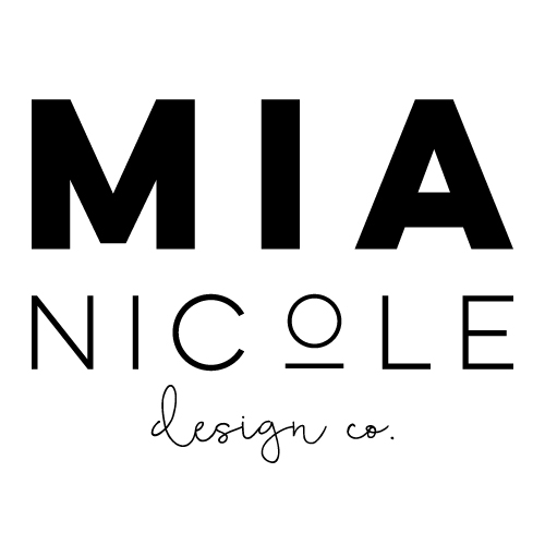 Bold & Pop : #BoldBossTribe Mia Kindle of Mia Nicole Design Co.
