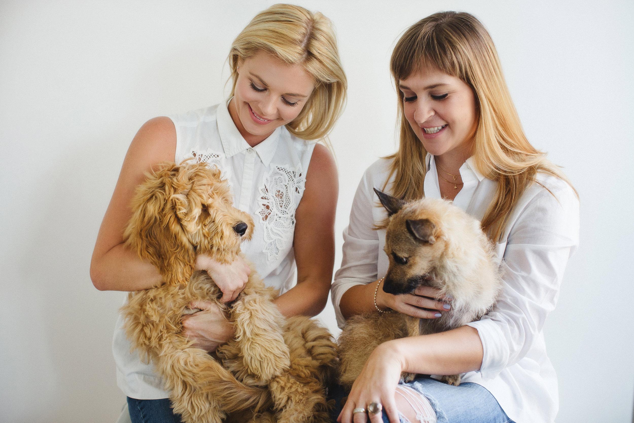 Bold & Pop : #BoldBossTribe : Kaitlin Cleary & Lauren Moreno