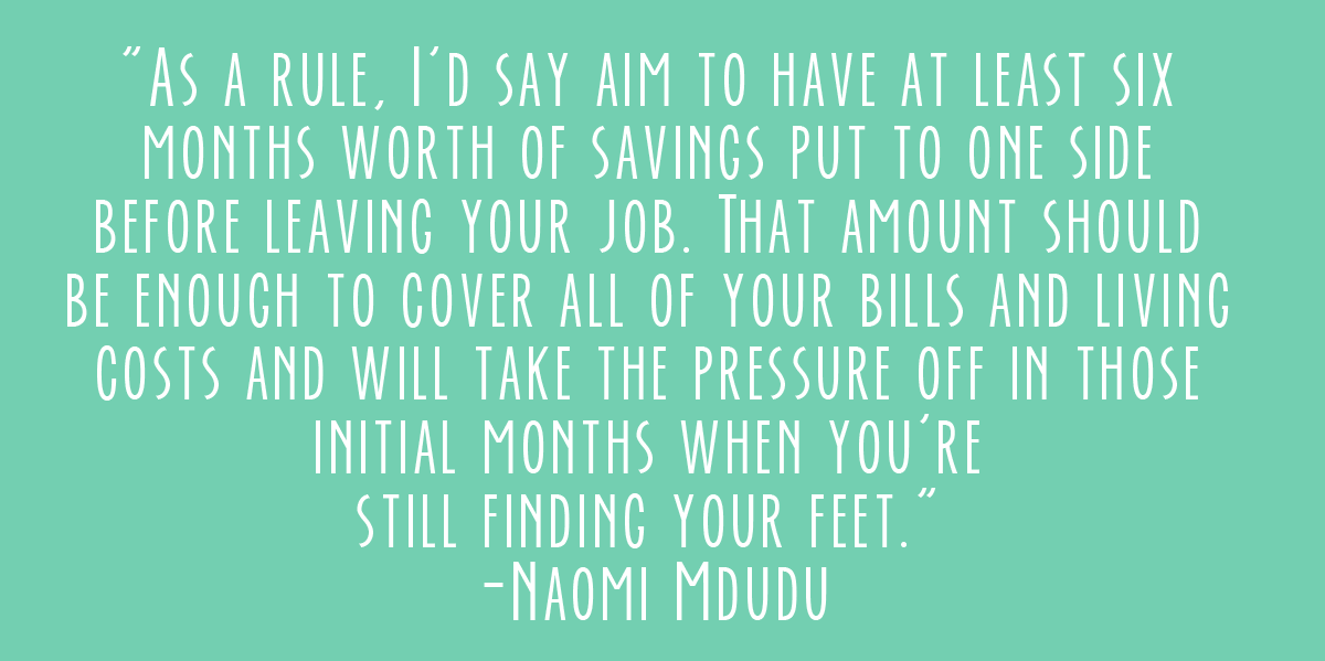 #BoldBossTribe :: Naomi Mdudu Founder of The Lifestyle Edit