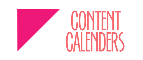 Bold & Pop Social Media Services : Content Calendars