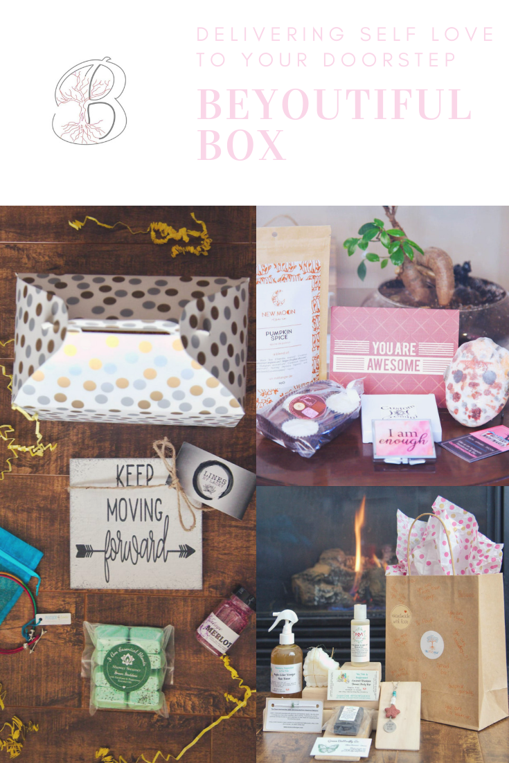 Bold & Pop :: #GoingBold Feature with Samantha Laycock of BeYOUtiful Box