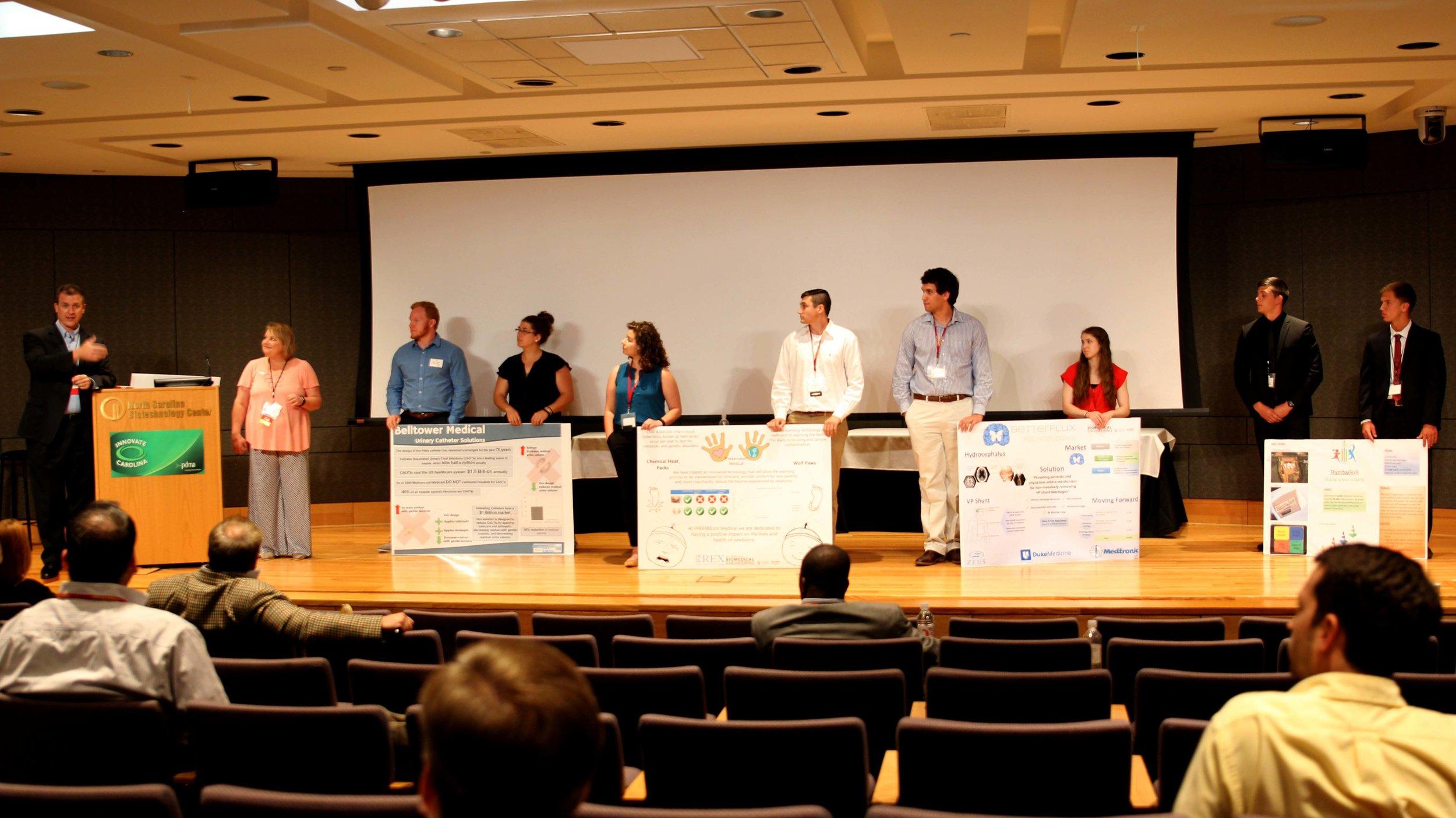 UnderGrad Students on Stage.jpg