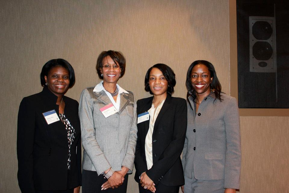 2012 Women of NABA, hosted by Morgan Stanley