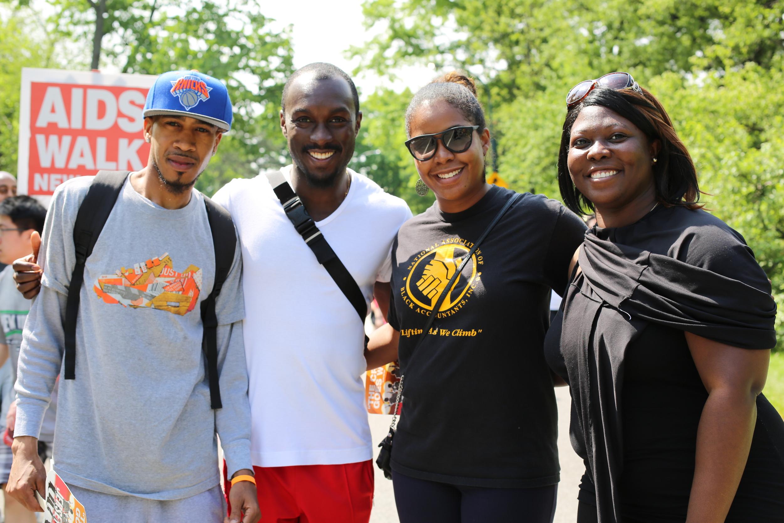 30TH ANNUAL AIDS WALK NEW YORK