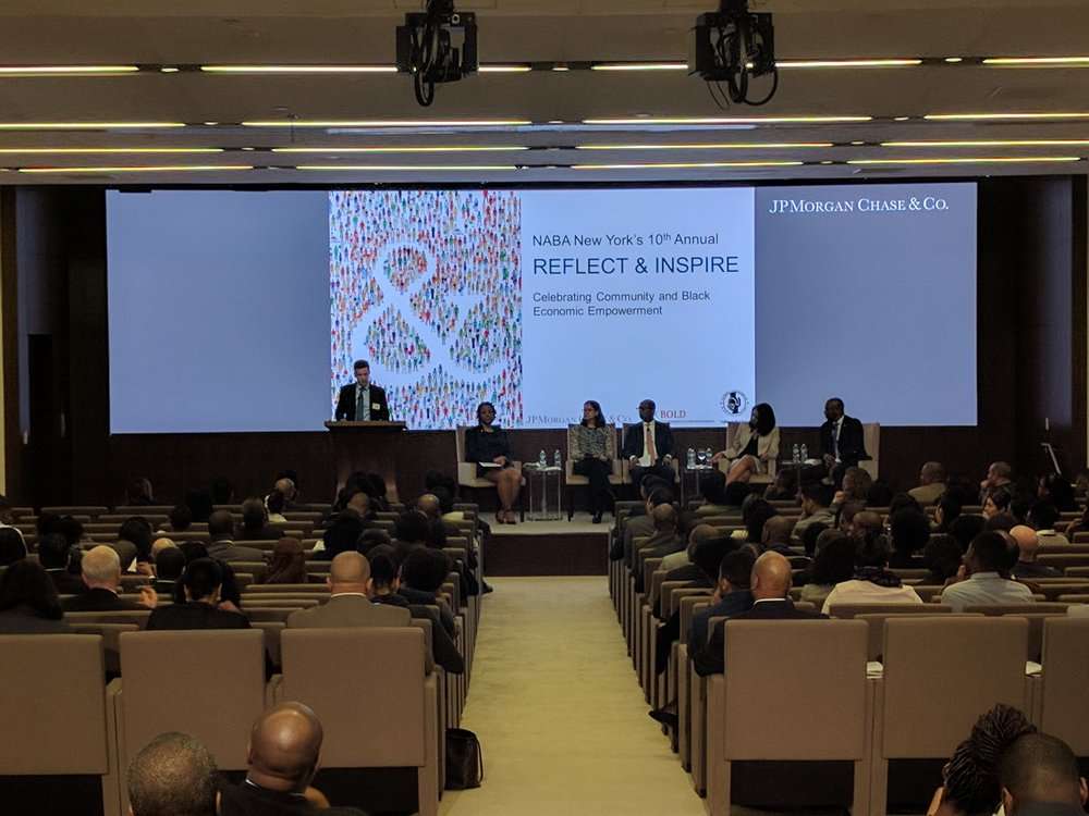 10th annual reflect & inspire, hosted by jpmorgan chase & co.