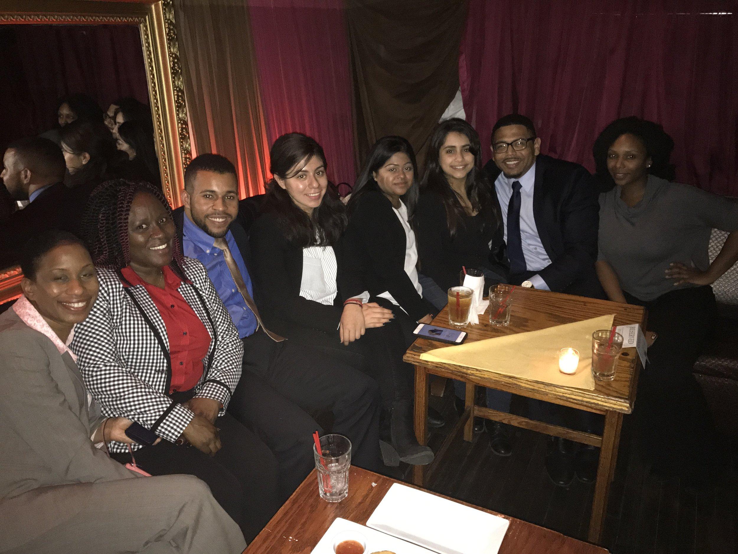 2017 NABA NY Membership appreciation event
