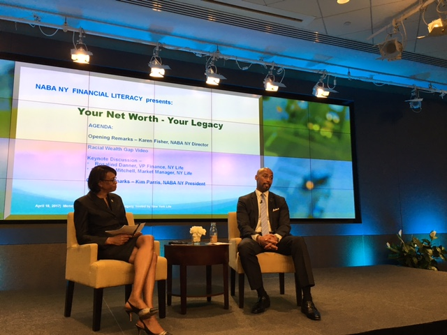 Your Net Worth, Your Legacy, hosted by New York Life