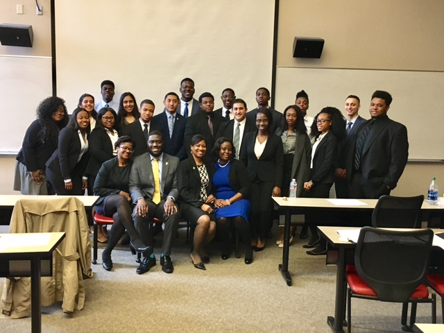 2017 Spring Center for Advancement of Minority Accountants