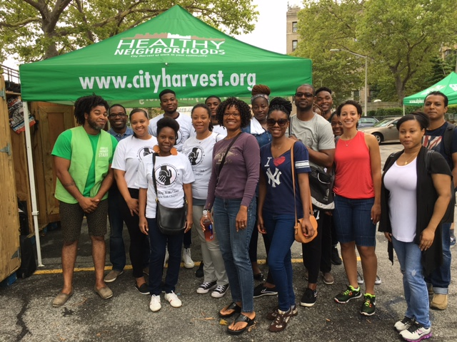 2017 NABA New York's Annual Day of Service