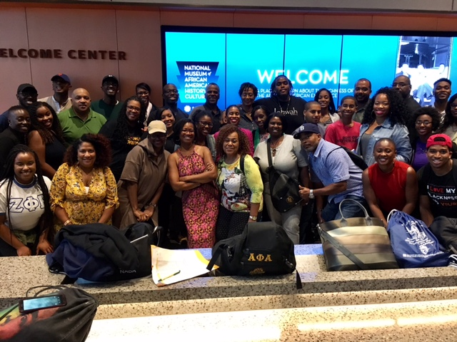 Trip to the National Museum of African American History & Culture