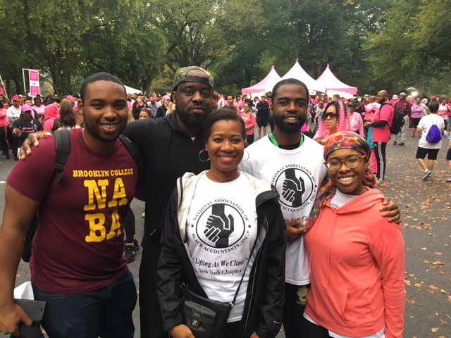 2017 Making Strides in Central Park Walk