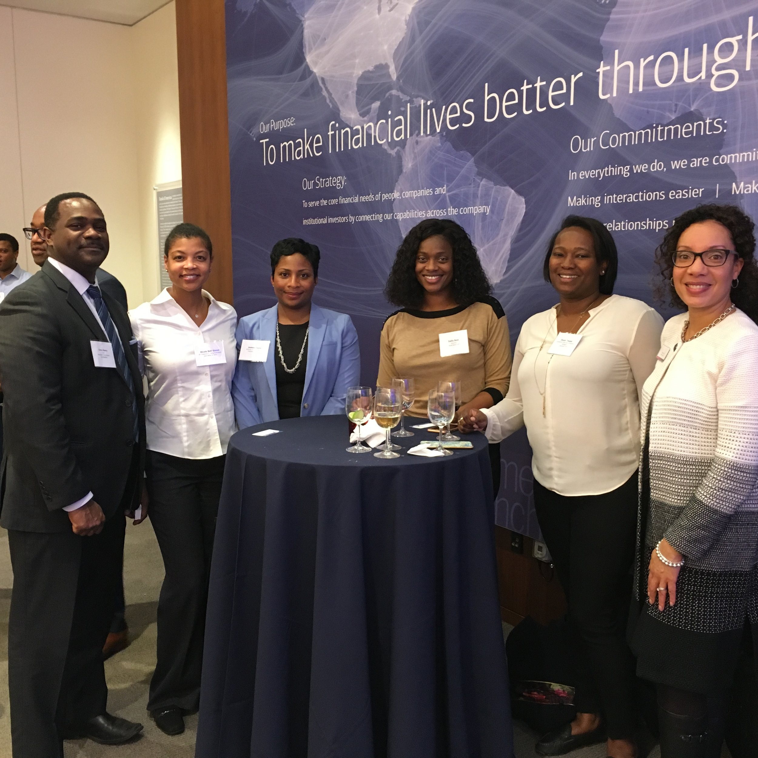 """2018 Bank of America Black History month Event """"Tell Them We Are Rising"""""""