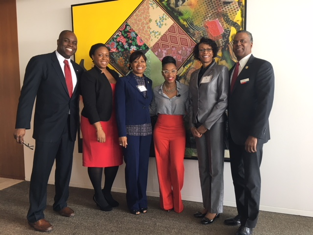 3rd Annual Women's Diversity Power Breakfast, hosted by Bank of America