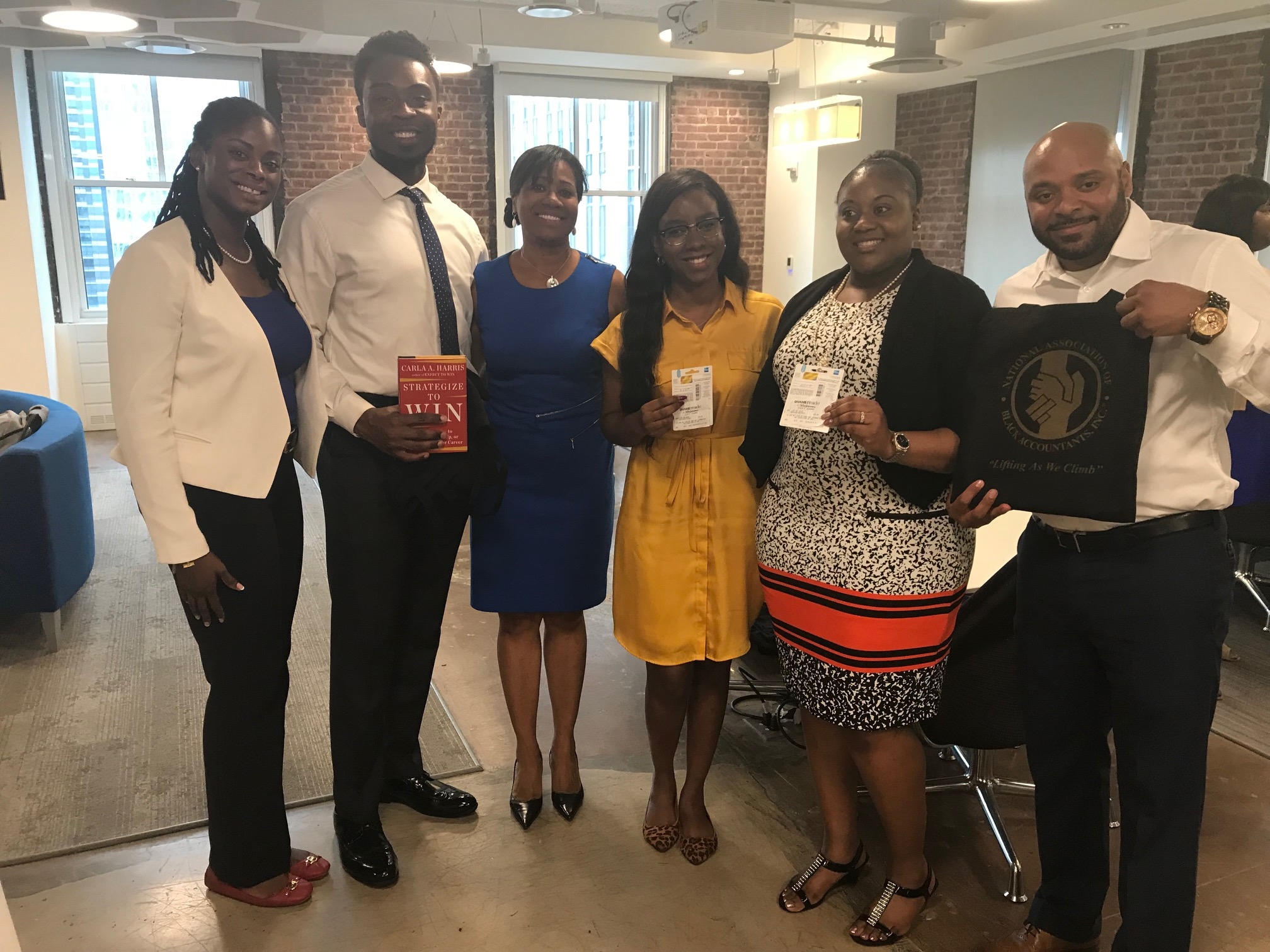 2018 Membership Appreciation, hosted by Deloitte