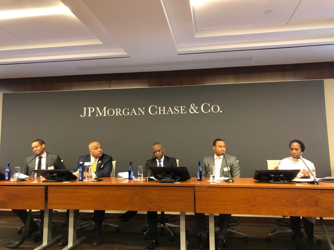 2019 Reflect & Inspire, hosted by JP Morgan Chase — NABA - NY