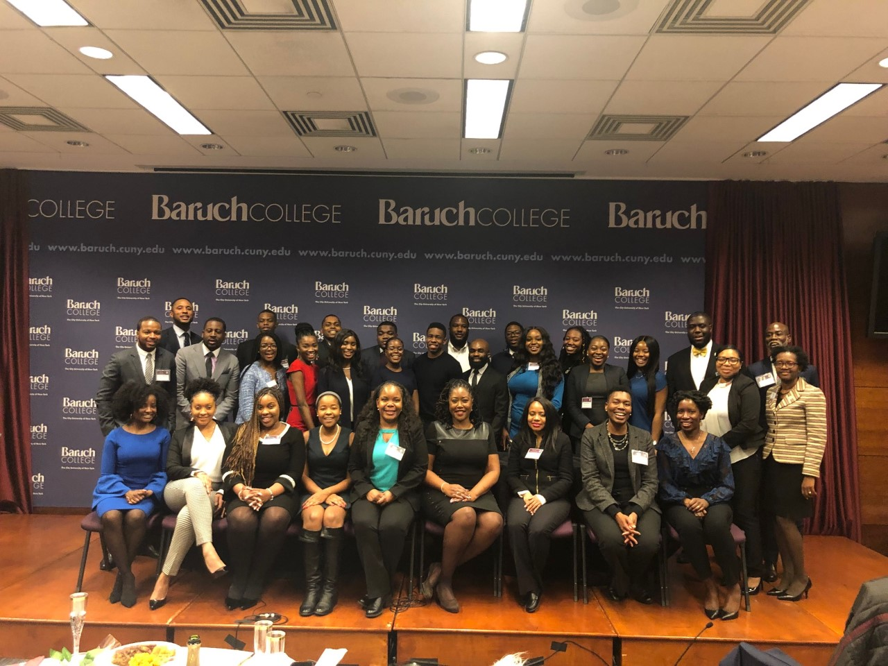 2019 NABA Baruch Alumni Dinner