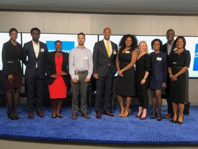 3rd Annual Let's Talk About Wealth, hosted by American Express
