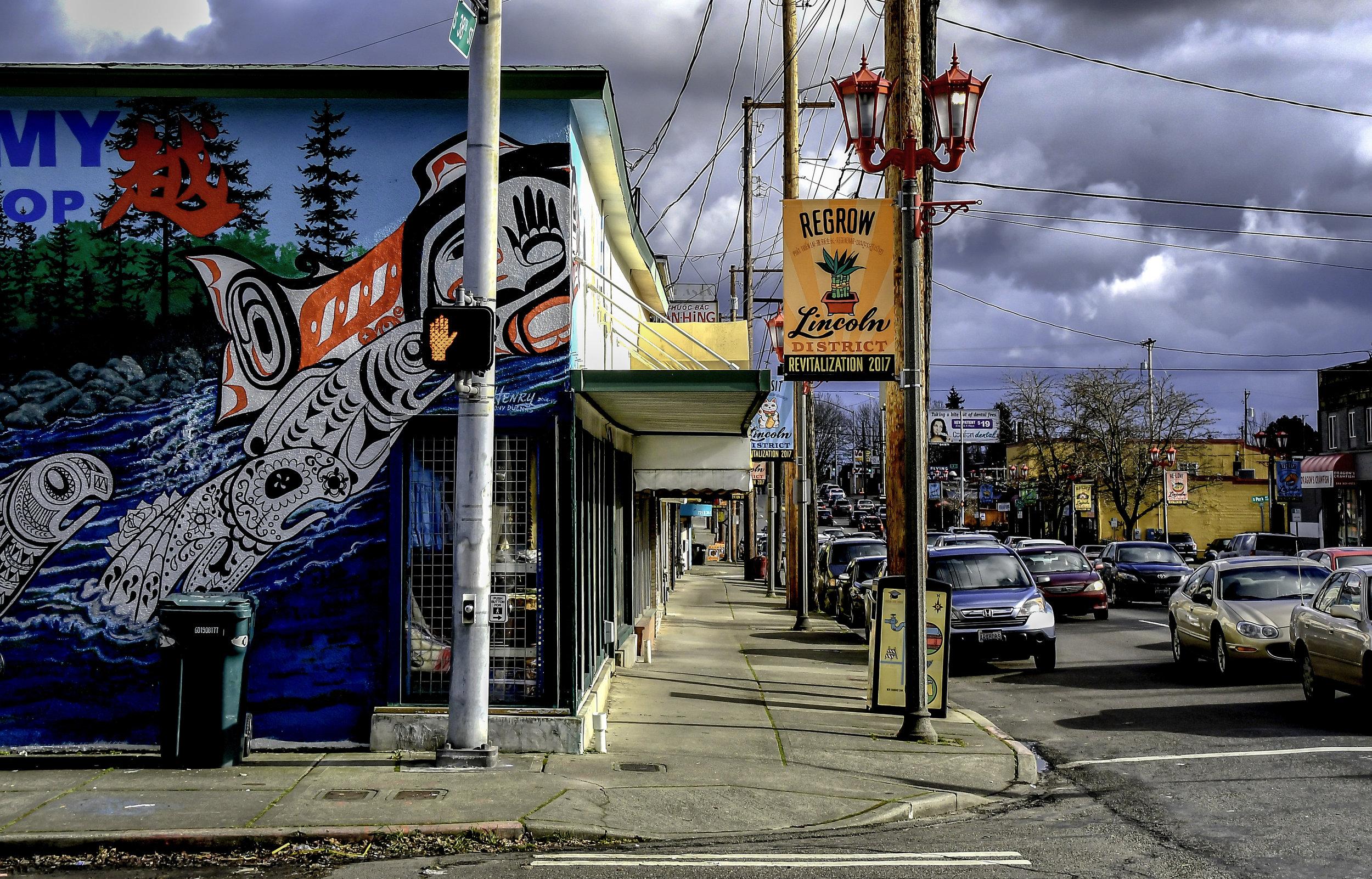 Lincoln District, Tacoma WA