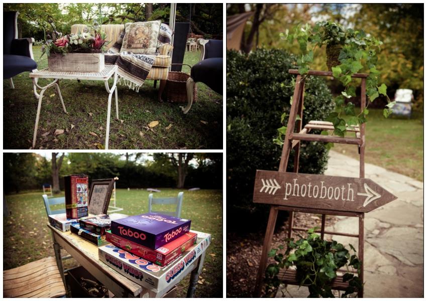 Asheville, NC Vintage Event Rentals