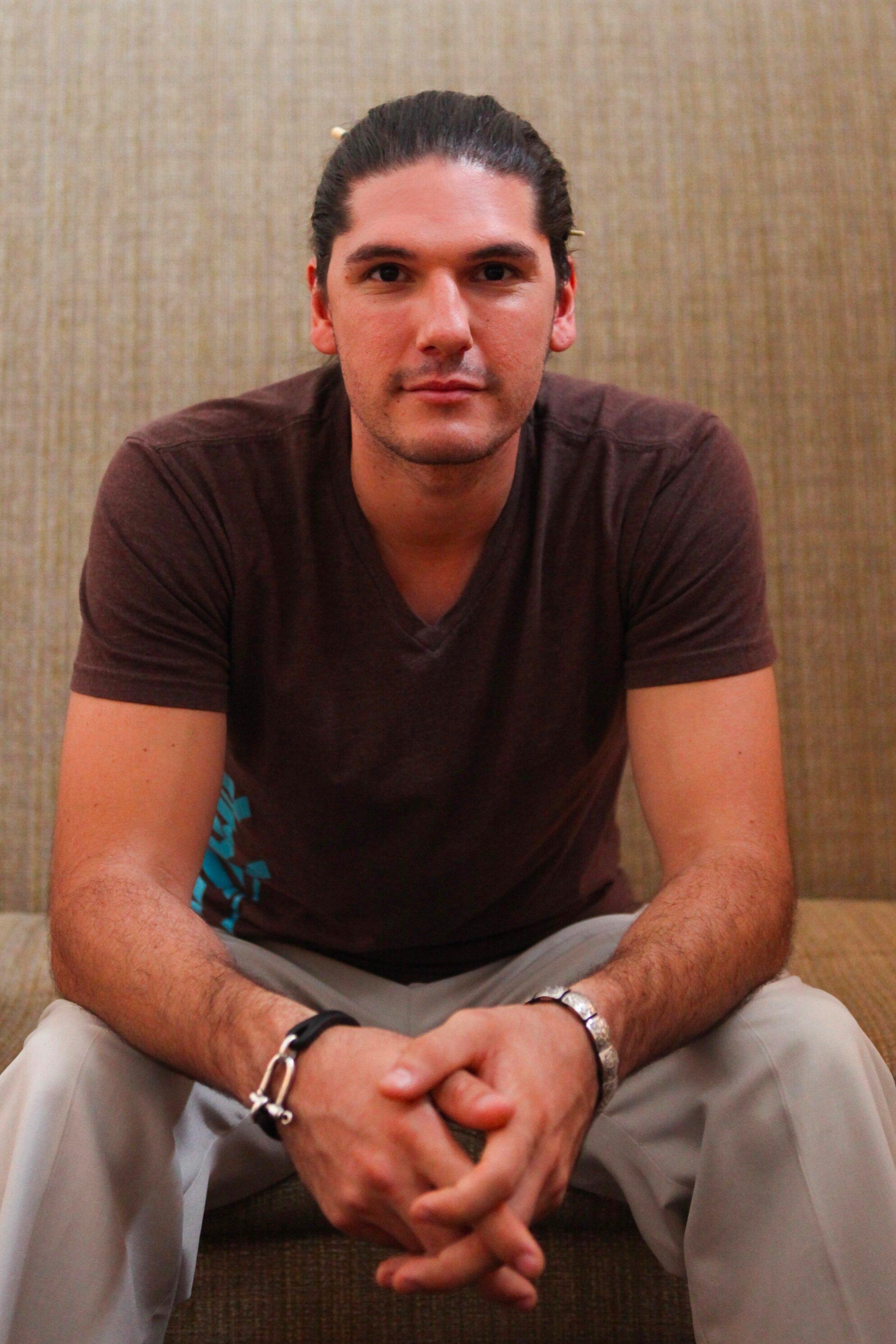 Joaquin Ortiz - WeINSPIRE Ambassador  Photo Courtesy of Joaquin Ortiz