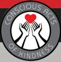 Conscious Acts of Kindness Logo  Photo Courtesy of Conscious Acts of Kindness