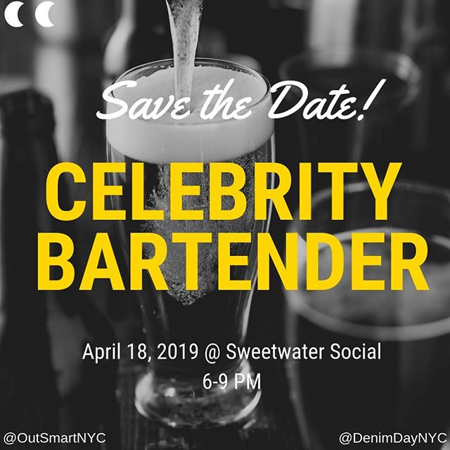 Mark your calendars because the EventBrite is coming soon! @outsmartnyc