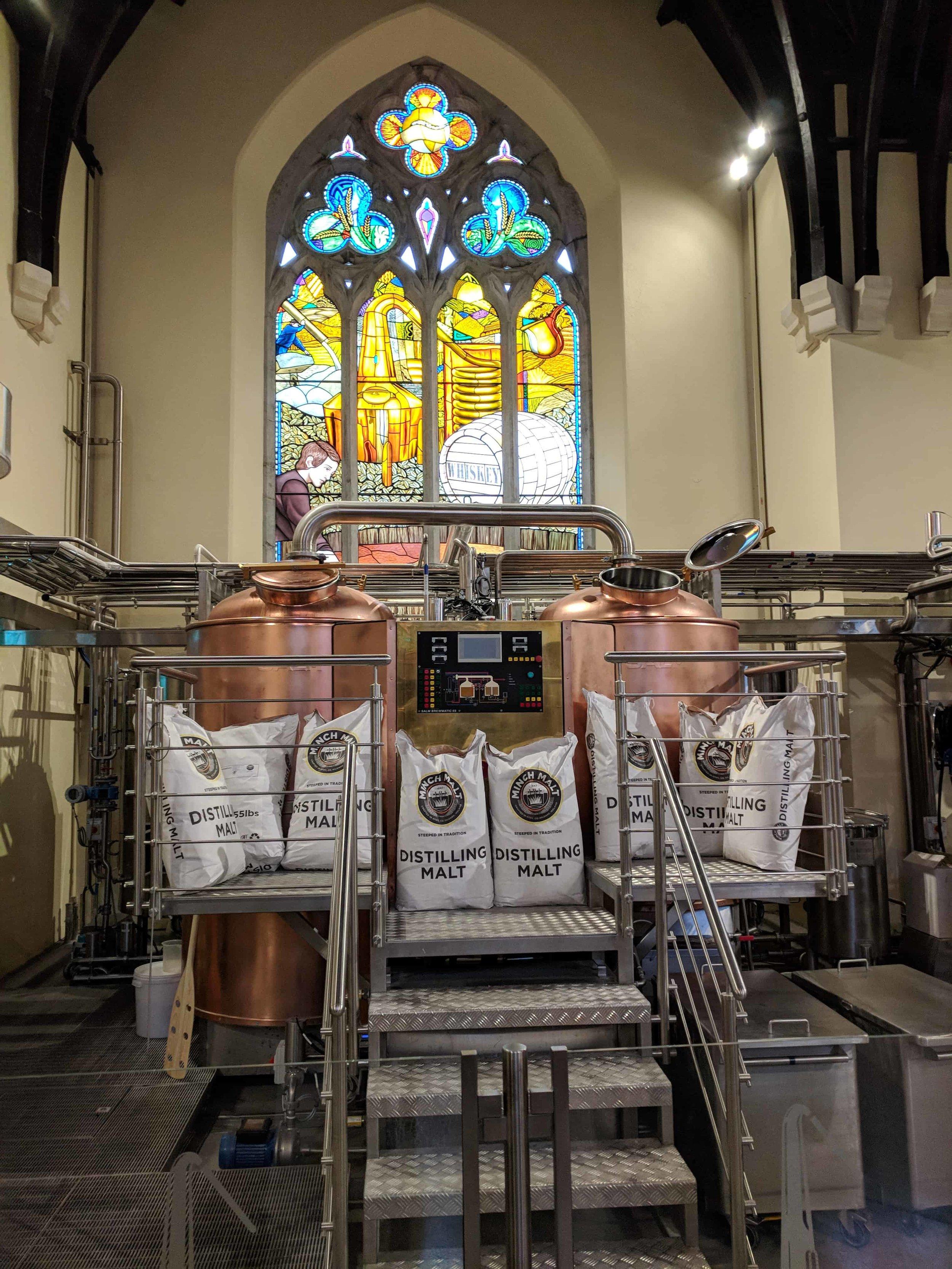 Pearse Lyons, Distillery, Dublin, Ireland